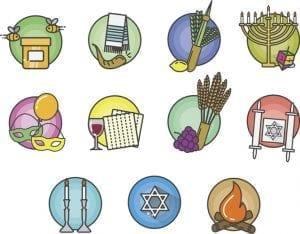 Jewish Holiday Calendar